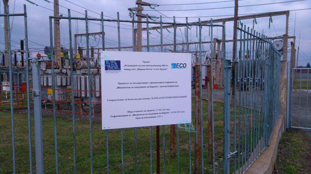табели по Европейски проекти